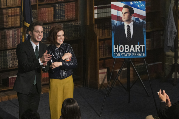 Photo Flash: See Bette Midler, Ben Platt, Judith Light, and More in a First Look at THE POLITICIAN Season 2