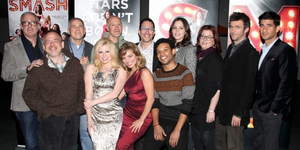 Broadway Rewind: The SMASH Cast Gathers to Celebrate the Premiere in 2011!