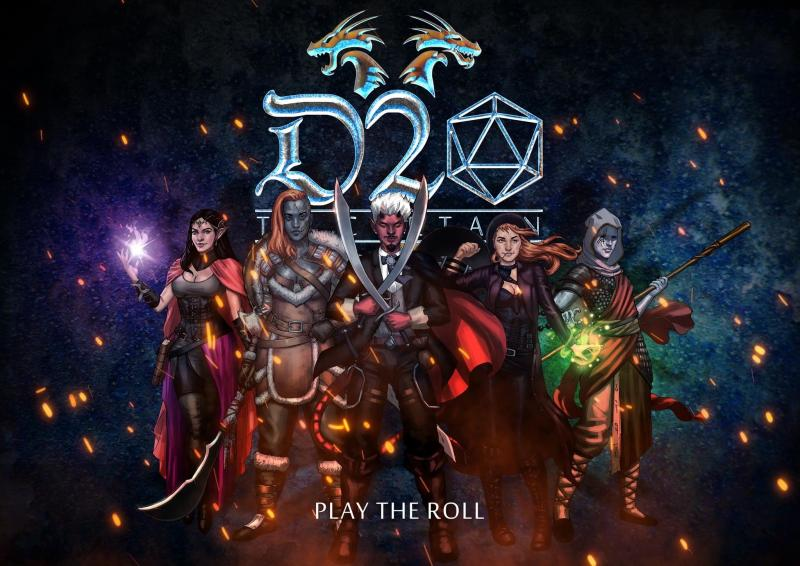 BWW Review: Pollard Company Members Roll the Dice with D20 To Curtain Podcast