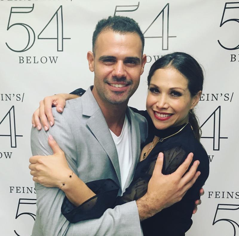 Joan Vázquez y Bianca Marroquín participan este domingo en DESDE EL ENCIERRO