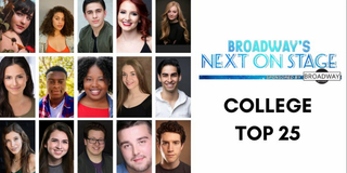 Meet Our NEXT ON STAGE College Top 15!