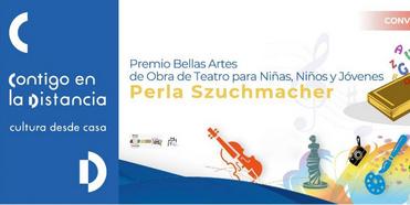 Convocan A Participar En El Premio Bellas Artes De Obra De Teatro Para Niñas, Niños Y Jóvenes Perla Szuchmacher 2020