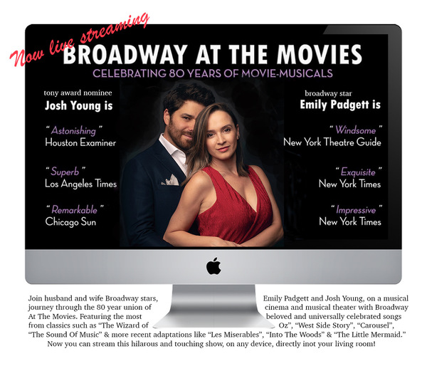 BWW Feature: Entertainment Company Pivots To Socially Distanced Interactive Virtual Events