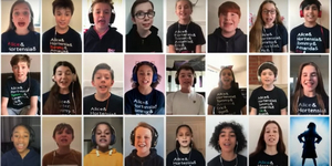 West End MATILDA Kids Perform 'When I Grow Up'