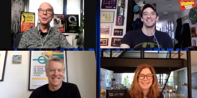Michael Urie, Dana Delany, and Tate Donovan Discuss the Future of the TV and Film Industry, THE PACK PODCAST, and More on Backstage LIVE with Richard Ridge