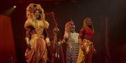 VIDEO: Watch Disneyland Paris' THE LION KING: RHYTHMS OF THE PRIDE LANDS Stage Show