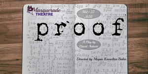 BWW Review: PROOF at MASQUERADE THEATRE Adds Up Photo