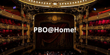 Palm Beach Opera Offers Streaming Productions, Educational Resources, and More Through PBO@HOME!
