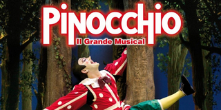 PINOCCHIO – IL GRANDE MUSICAL arriva su AMAZON PRIME VIDEO!