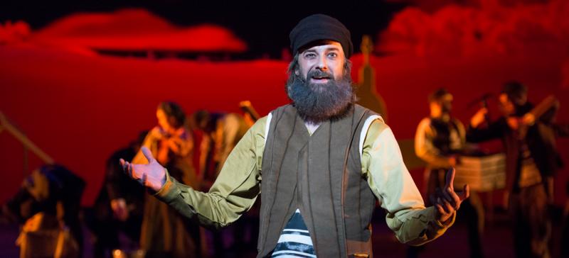 Det Norske Teatret will be streaming 'MUSIKALAR I 100' from 5/29