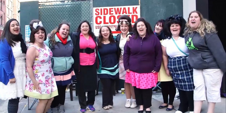 Broadway Rewind: NBC Starts the Hunt for HAIRSRAY LIVE's Tracy Turnblad in 2016!