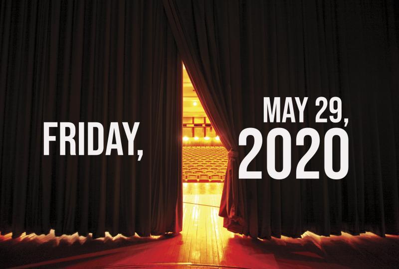 Virtual Theatre Today: Friday, May 29- with Jordan Fisher,  Cheyenne Jackson, Chita Rivera, and More!