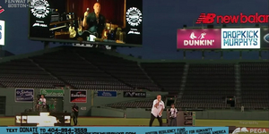 VIDEO: Watch the Dropkick Murphys Perform Live at Fenway With Special Guest Bruce Springsteen