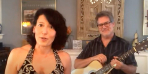 VIDEO: Marissa Regni and Family Perform as Part of NSO @ Home LIVE