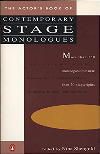 Broadway Books: 10 Monologue Books to Help You Hone Your Acting Chops in Quarantine