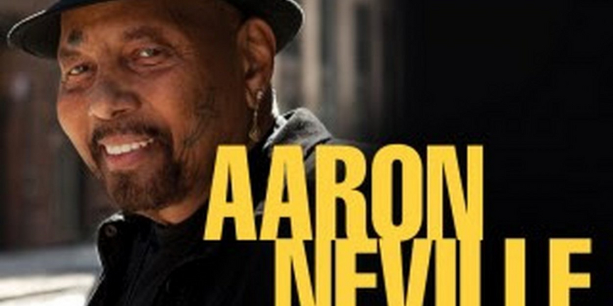 Aaron Neville Performance Rescheduled to Sunday, March 21