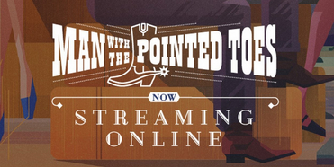 Hale Center Theater Orem To Stream MAN WITH THE POINTED TOESWith Hale@Home