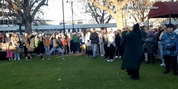 VIDEO: New Zealand Protesters Perform Haka Dance in Honor of George Floyd