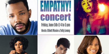 EMPATHY CONCERT: I CAN'T BREATHE Adds Wallace Smith, Eden Espinosa, Telly Leung & Melinda Doolittle
