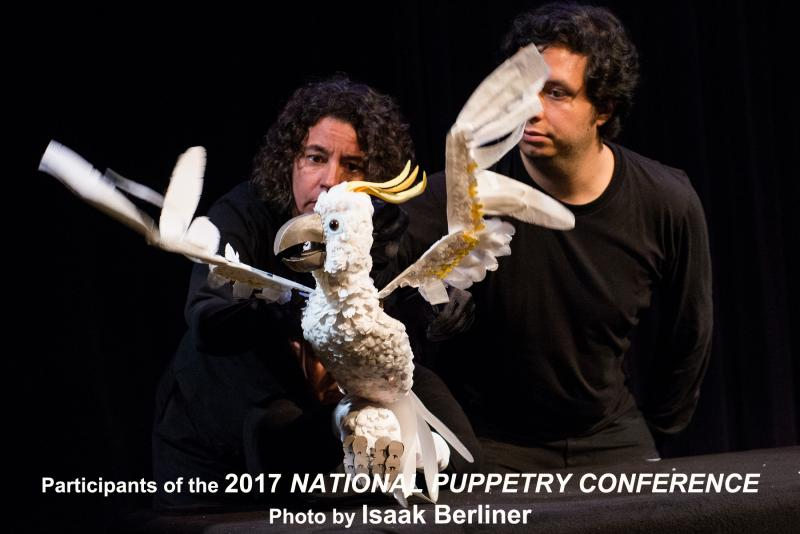 BWW Interview: NATIONAL PUPPETRY CONFERENCE's Pam Arcerio Pulling The Right Strings @ The O'Neill