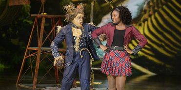 The Shows Must Go On! Will Broadcast THE WIZ LIVE! on June 12