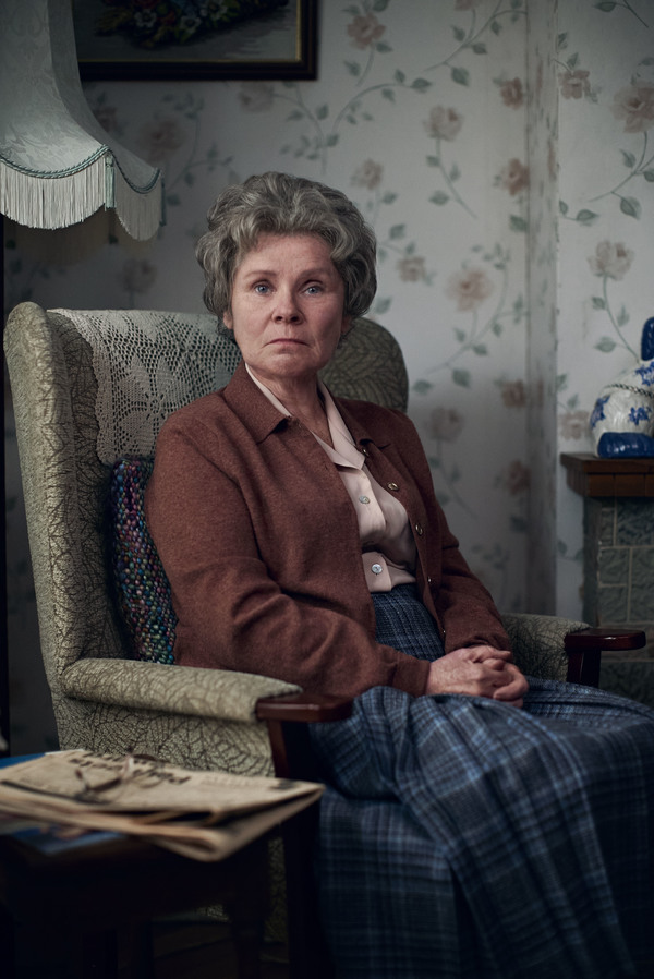 Photo Flash: First Look at Imelda Staunton, Martin Freeman, and More in Alan Bennett's TALKING HEADS on BBC One