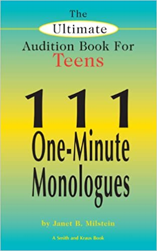 Broadway Books: 10 MORE Monologue Books to Help You Hone Your Acting Chops in Quarantine
