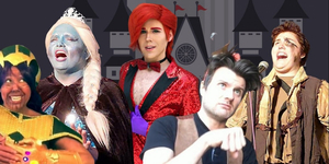 BWW Review: TOPSY TURVY 2: A TWISTED DISNEY CABARET Brings Joy to the Theatre Community in Photo