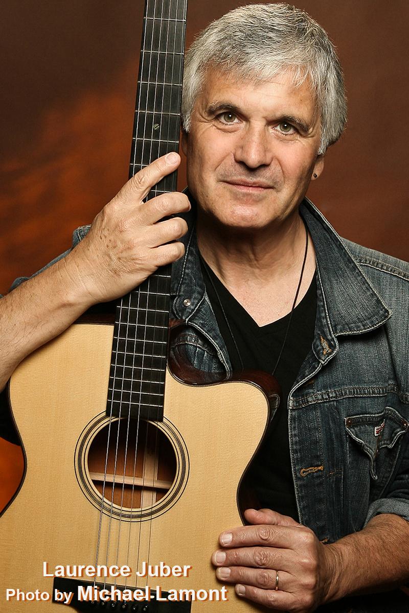 BWW Interview: Grammy-Winning Guitarist Laurence Juber on Whitefire, VERY BRADY & Hope
