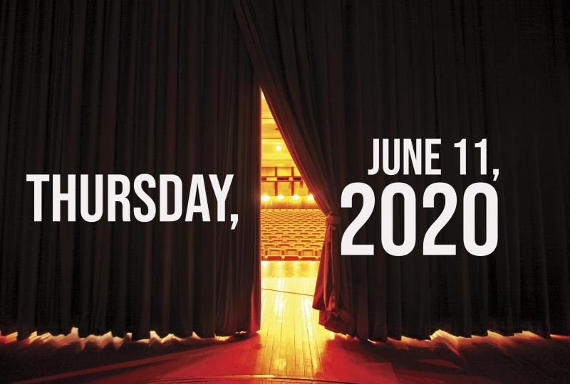 Virtual Theatre Today: Thursday, June 11- with Wesley Taylor, Josh Groban and More!