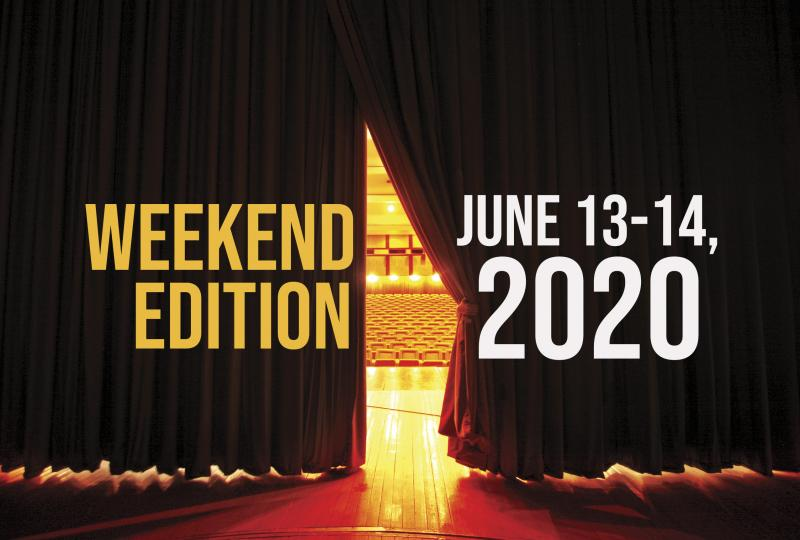 Virtual Theatre This Weekend: June 13-14- with Jeremy Jordan, Patrick Page and More!