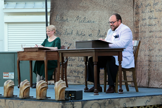 BWW Review: LOVE LETTERS at Des Moines Playhouse: A Welcome Journey