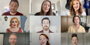 Barrowman,  Smith, Norton, and More Sing 'Beautiful City' Video