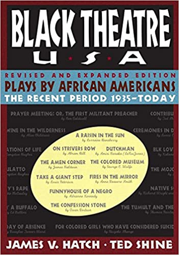 Broadway Books: 10 Books on Black Theatre - Monologues, Plays, History, and More!