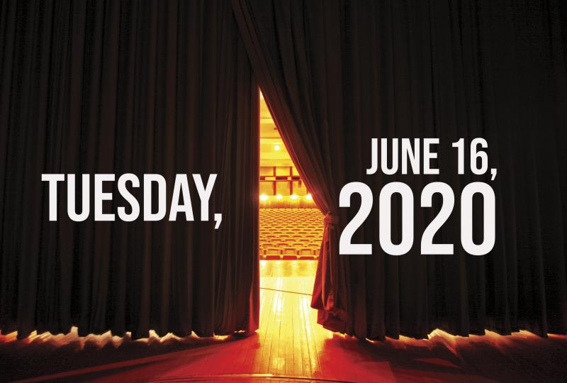 Virtual Theatre Today: Tuesday, June 16- with Rebecca Luker, Laura Osnes and More!