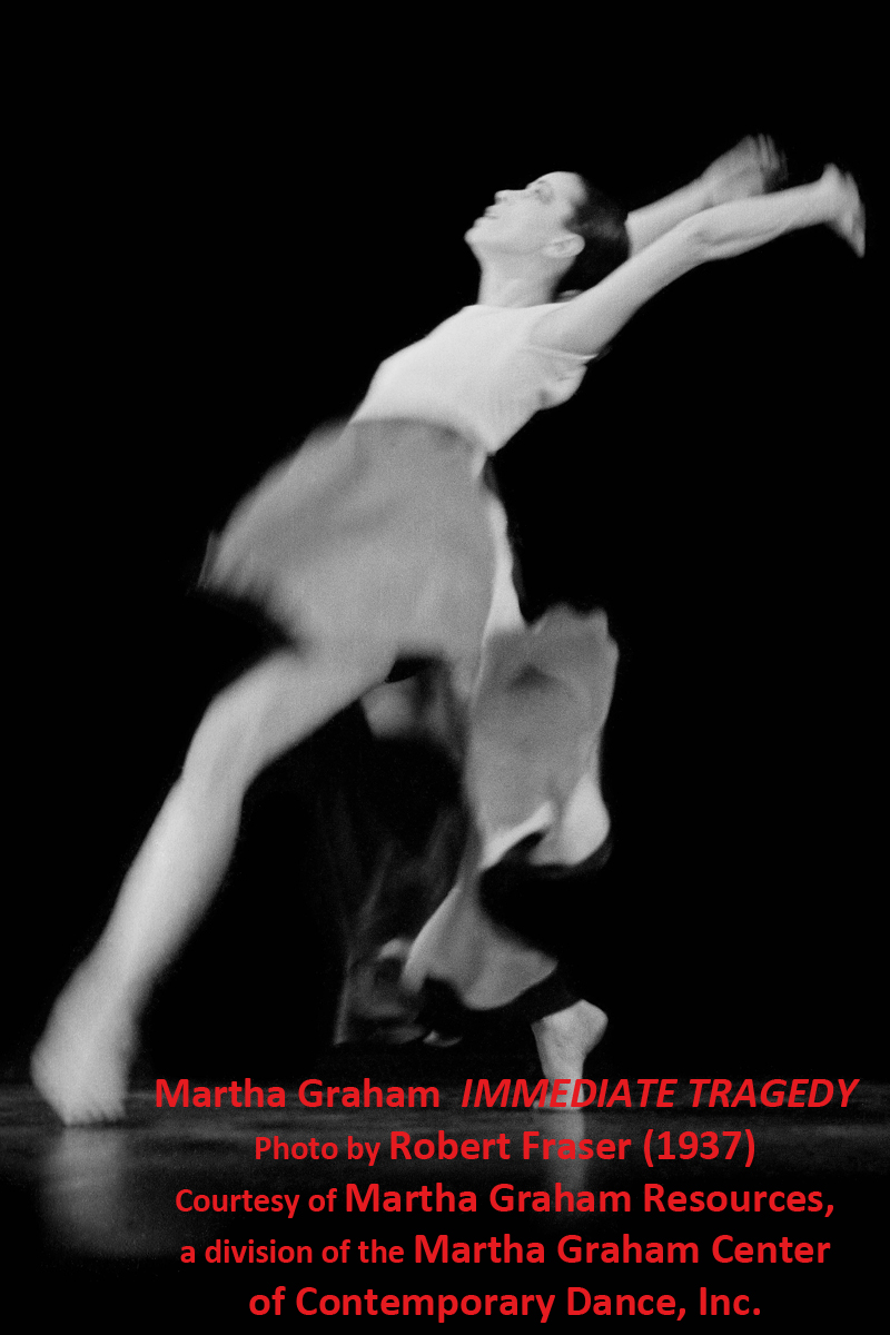 BWW Interview: Janet Eilber On Martha Graham's IMMEDIATE TRAGEDY & The Lightbulb Moment With Bob Fosse