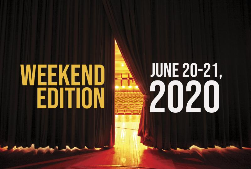 Virtual Theatre This Weekend: June 20-21- with Jessie Mueller, Tonya Pinkins and More!