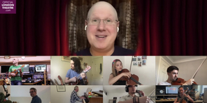 Matt Lucas Joins West End Stars For 'Thank You Baked Potato' Video