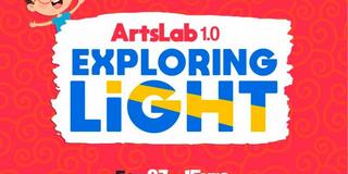 The Little Theatre Presents ArtsLab 1.0 Exploring LIGHT Photo