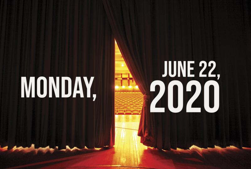 Virtual Theatre Today: Monday, June 22- Andrea Burns, Michael Riedel, and More!