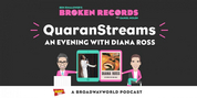 BWW Exclusive: Ben Rimalower's Broken Records QuaranStreams Talks Diana Ross! Photo