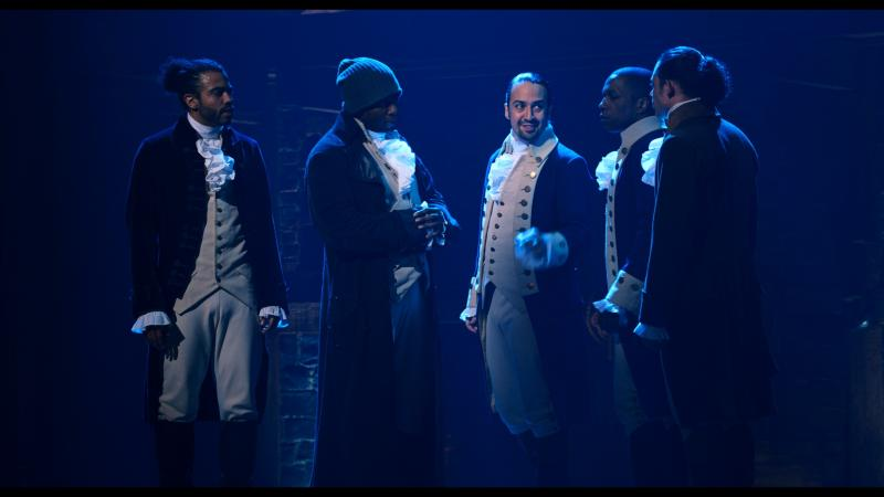 How and When You Can Watch HAMILTON from Home!