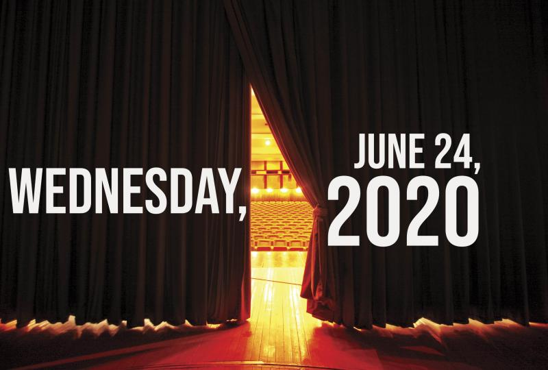 Virtual Theatre Today: Wednesday, June 24- Darren Criss, Jelani Alladin, Matt Doyle and More!