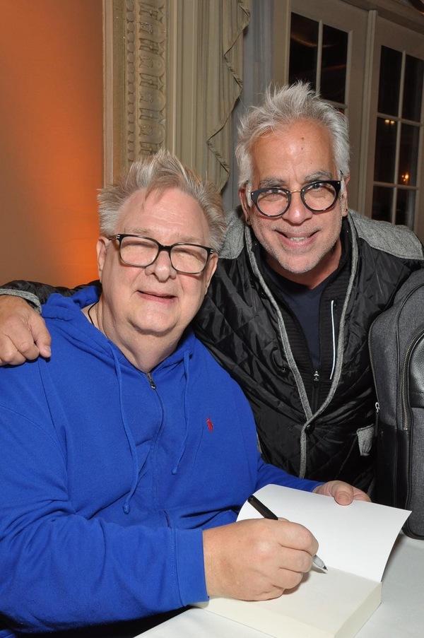 Albert Poland with Richard Jay-Alexander Photo