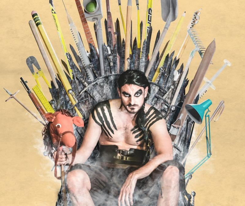 BWW Review: SPELET OM TRONA, SESONG 1 by Overspillteatret - Deliciously Dumb!