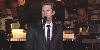 VIDEO: Aaron Tveit Sings Sondheim's 'Broadway Baby' with the Pasadena Pops Photo