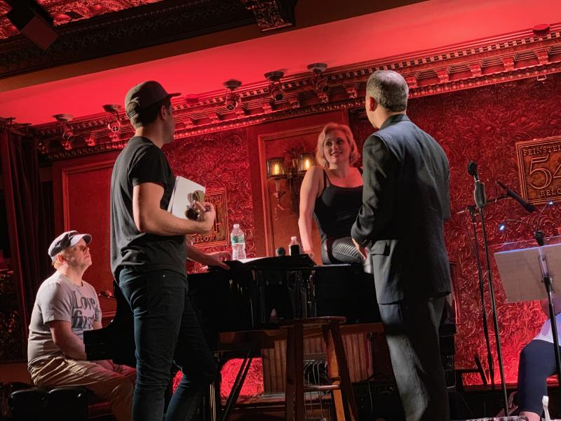 BWW Interview: Haley Swindal and Will Nunziata Preview SING HAPPY- Streaming Tonight!