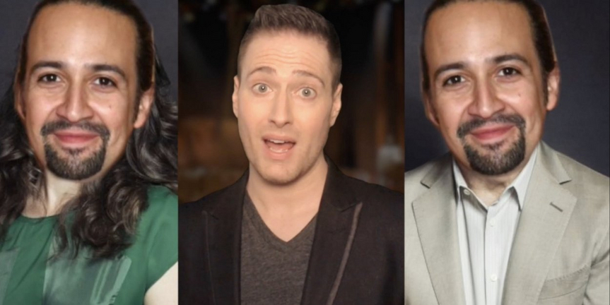 BWW Rewind: HAMILTON Takes Over the Tonys with an Ode from Randy Rainbow Photo