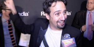 Broadway Rewind: Lin-Manuel Miranda Tells the Story of How History Became Musical with HAMILTON Video