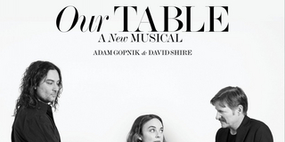 BWW Album Review: OUR TABLE Will Make You Want to Pull Up a Chair Photo